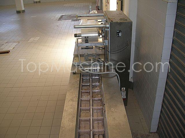 Used Mecbi Srl Formax F320 P200 Thermoforming & Sheet Packaging