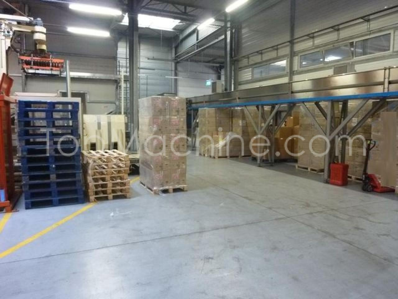 Used Lanfranchi NTR- 2 Beverages & Liquids Miscellaneous