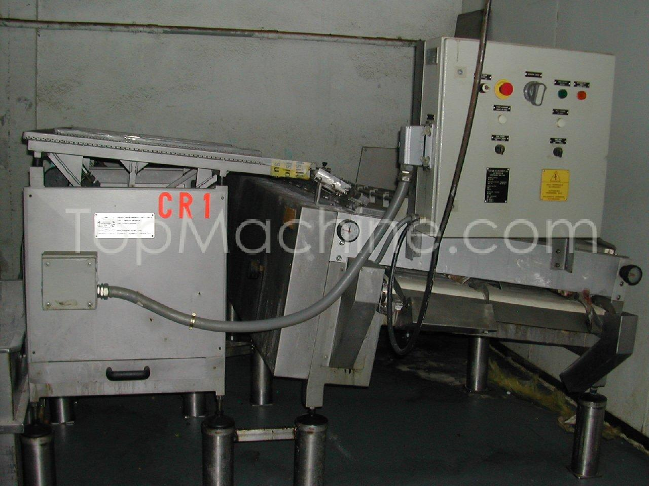 Used YAMATO ALPHA ADW 510A Food Packing, Filling in Bags