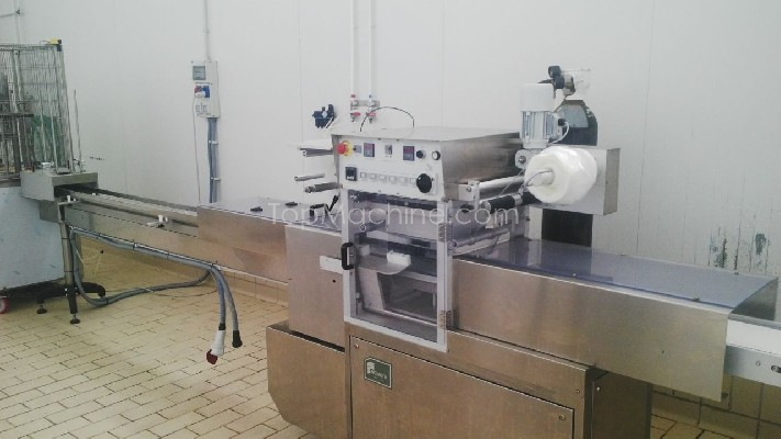 Used FACCHINETTI TS2HG3/1600 Food Packing, Form and Fill