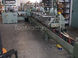 Used MÜLLER MARTINI 1522 L17 Paper and Printers Folding and gluing