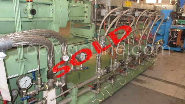 Used Mapre GE 2.7.83.32 Compounding Compounding line
