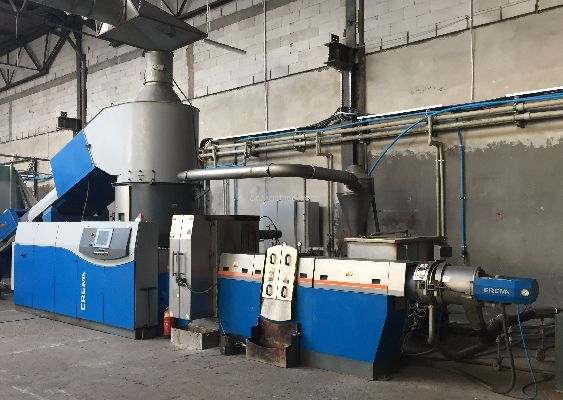 erema recycling machine for sale