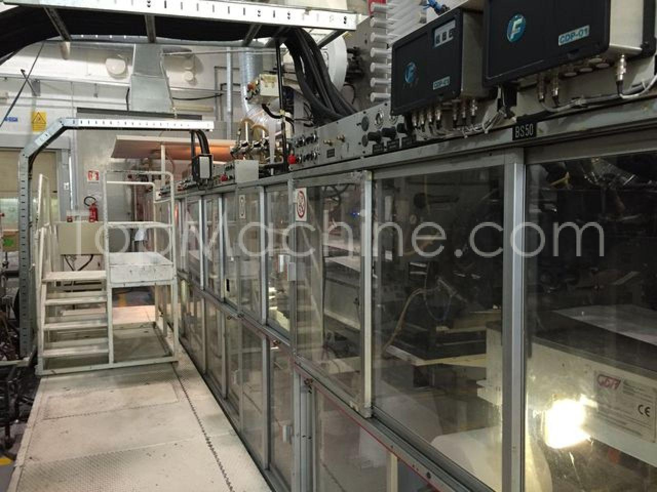 Used GDM BB280 Paper Tissue