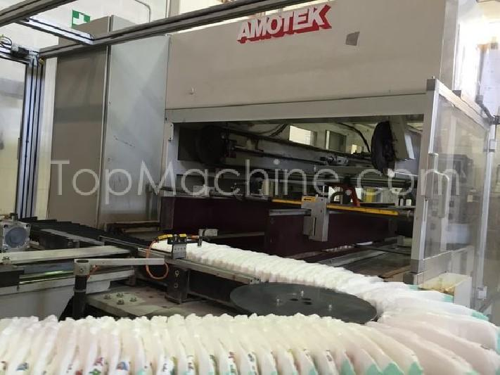 Used GDM BB280 Paper and Printers Tissue