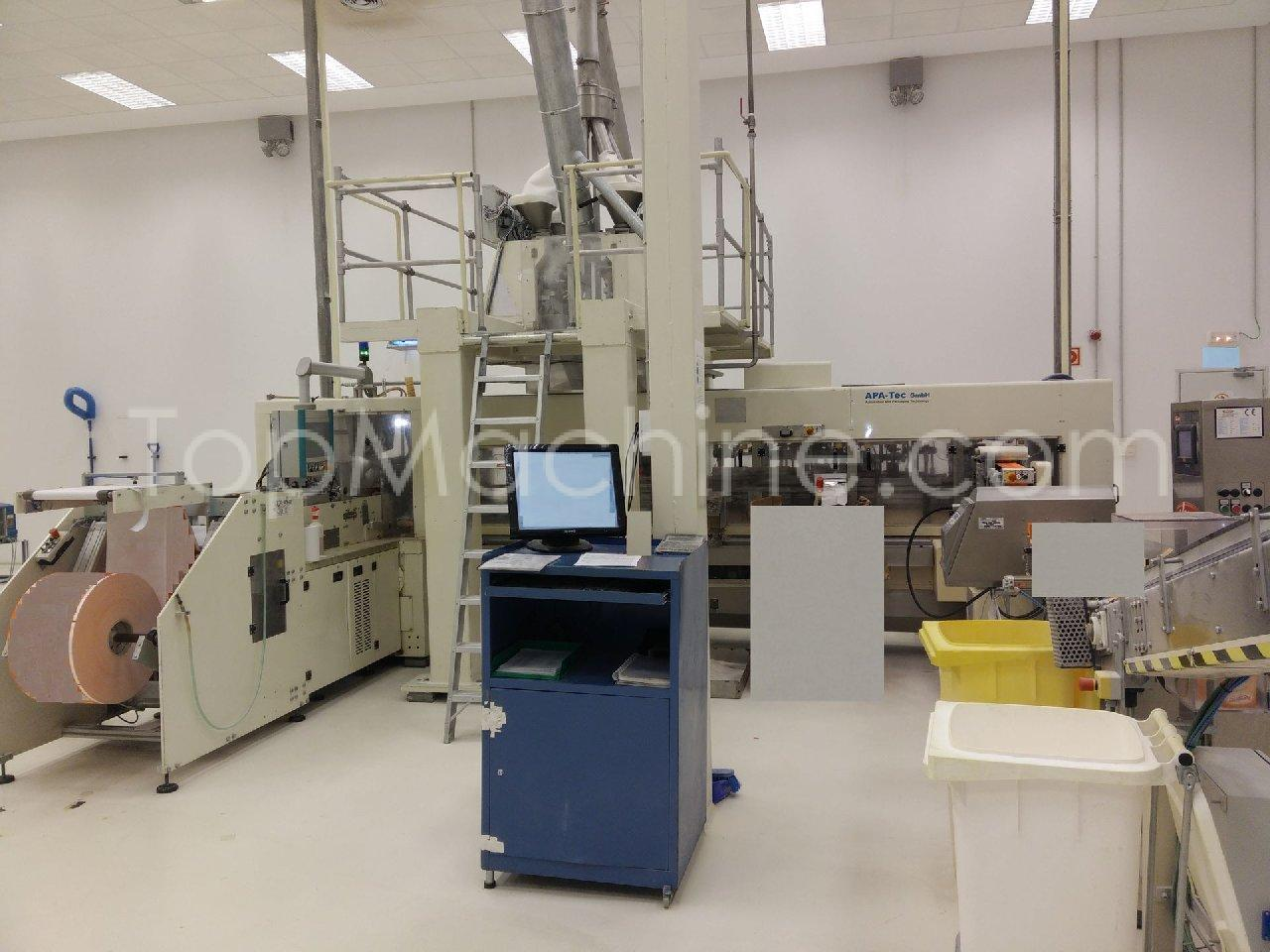 Used Bosch-Hesser H-PLBRD3 Food Packing, Filling in Bags