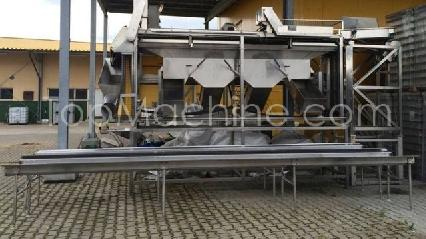 Used Tecnoceam CAL Food Packing, Weighers, Sorters