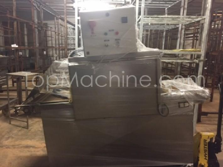 Used Fibosa Oven Food Packing, Shrink wrapper