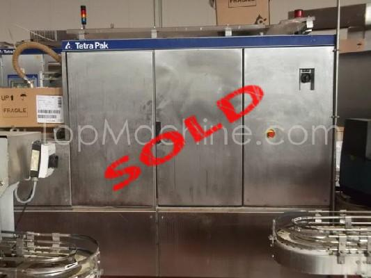 Used Tetra Pak TCA 21 Dairy & Juices Capping
