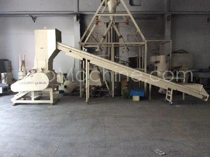 Used Tria 600 Recycling Grinders