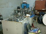 Used ZHE JIANG RUIDA MACHINERY EBZ ZS-22 Paper Folding and gluing