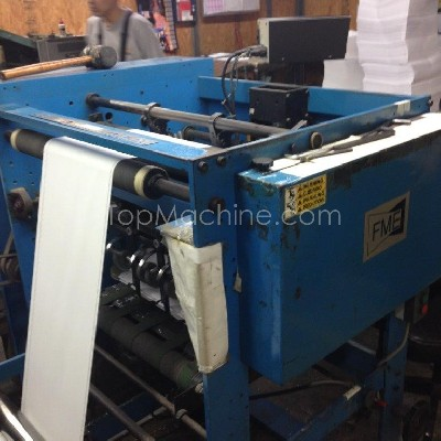 Used FME-BBunch 100 Paper and Printers Sheeters and Guillotines