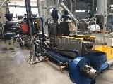 Used Gamma Meccanica 125 35D Recycling Repelletizing line