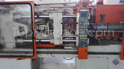 Used MIR RMP100 Injection Moulding Clamping force up to 1000 T