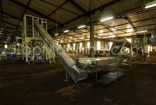 Used TEMKE RAISINS PROCESSING LINE Food Process, Fruit