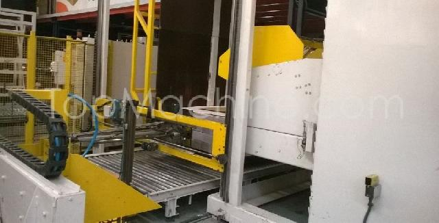 Used MAQUINARIA AUTOMATICA SL TOTPAL Cardboard Wrapping, Palletising