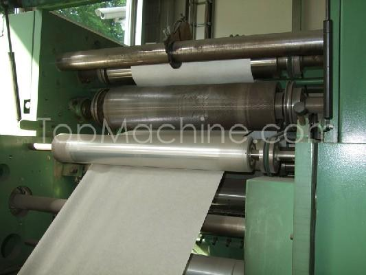 Used HOBEMA 10A-1 Paper and Printers Tissue