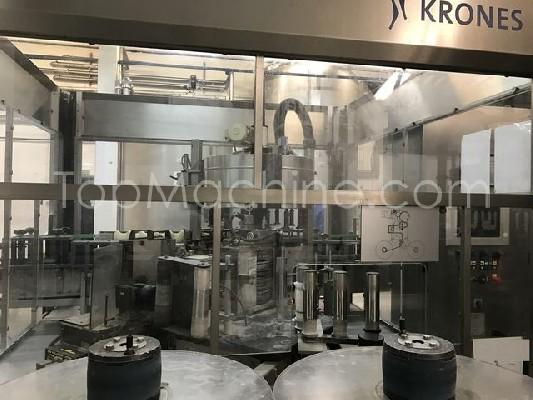 Used Metalnova LE-VMAG Beverages & Liquids Carbonated filling