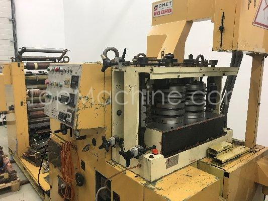 Used OMET TV 501-E-2A Paper and Printers Tissue