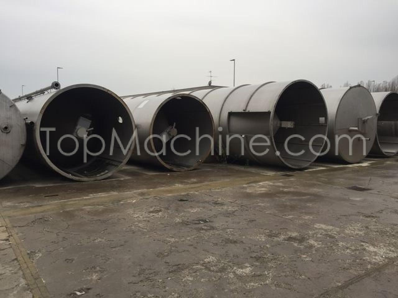 Silos cylindrical form used for sale