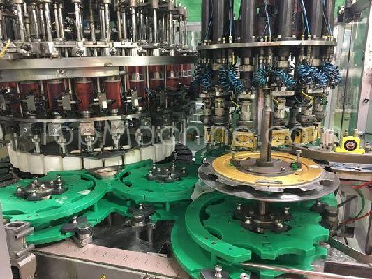 Used Other Liquids Filling Machines