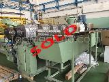 Used Bandera 55 L/D 42 Compounding Compounding line