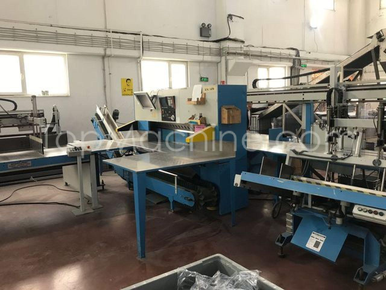 Used SCHNEIDER 155 Paper Sheeters and Guillotines