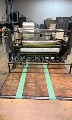 Used KOHMANN FEMS Cardboard Folder and gluer