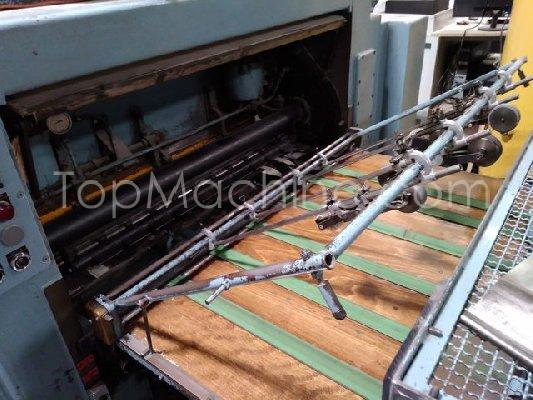 Used WUPA PS1 Cardboard Flat die cutters
