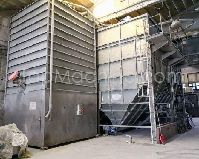 Used Silos 54 m3 Recycling Miscellaneous