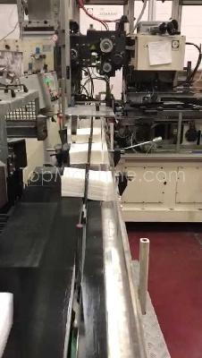 Used OMET 840 TV Paper and Printers Tissue
