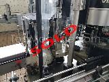 Used Krones K721-367 Vinetta Beverages & Liquids Labeller