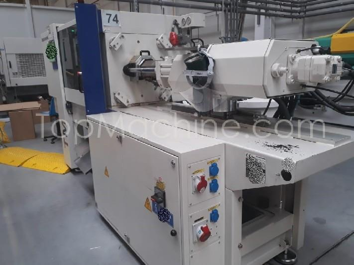 Used Battenfeld TM 100/350 UNILOG B2 Injection Moulding Clamping force up to 1000 T