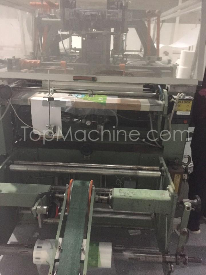 Used CASSOLI PAC 930 Paper and Printers Tissue