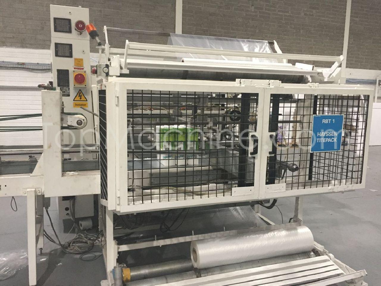 Used HAYSSEN ATS Paper and Printers Tissue