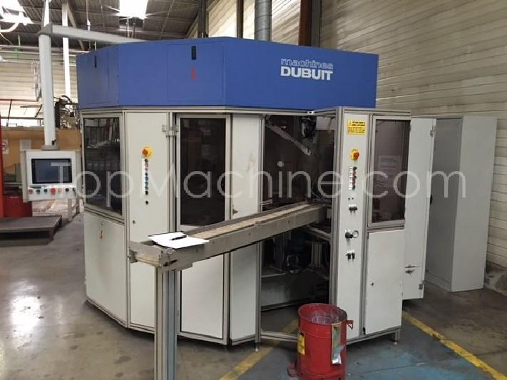 Used Dubuit 951 Bottles, PET Preforms & Closures Bottle Printing