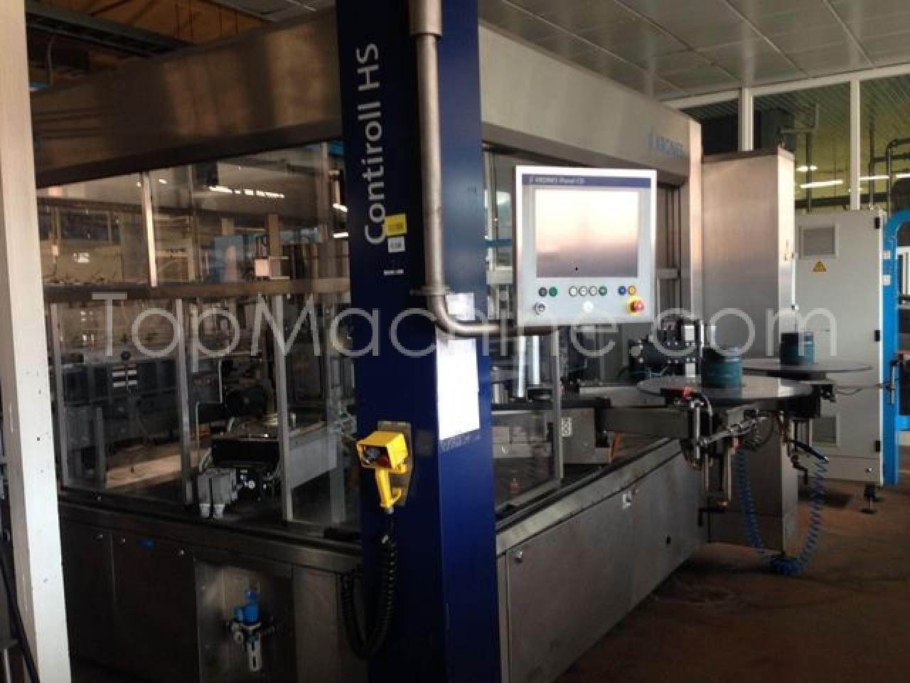 Used Sarcmi Bluestar 40-80-12 Beverages & Liquids Carbonated filling