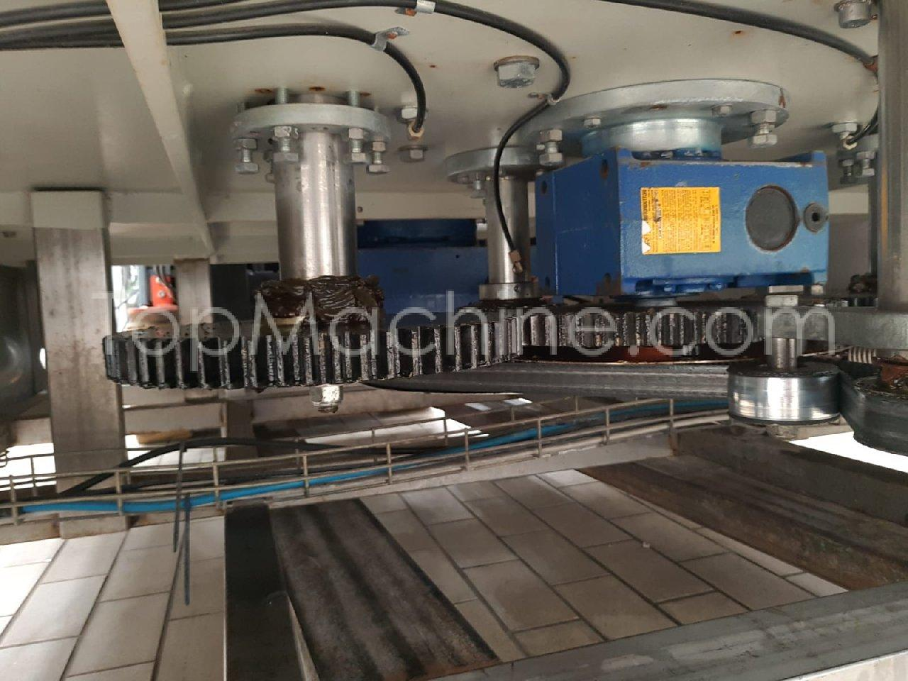 Used Procomac Rotostar Food Packing, Filling in Glass