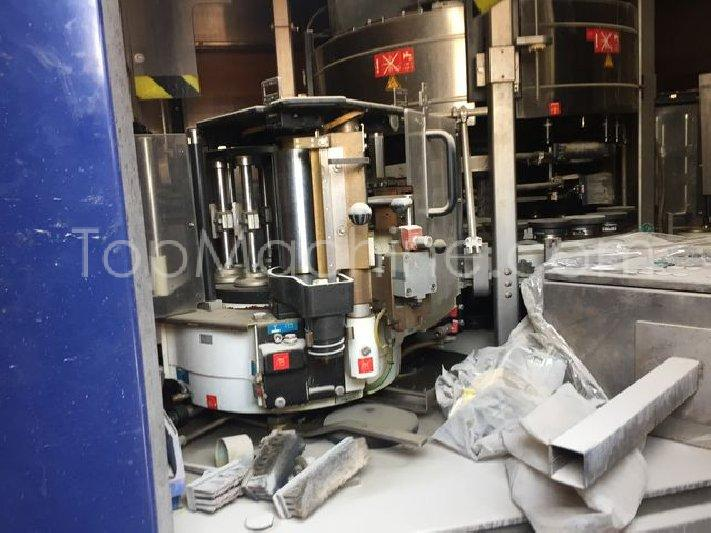 Used Krones Starmatic Beverages & Liquids Labeller