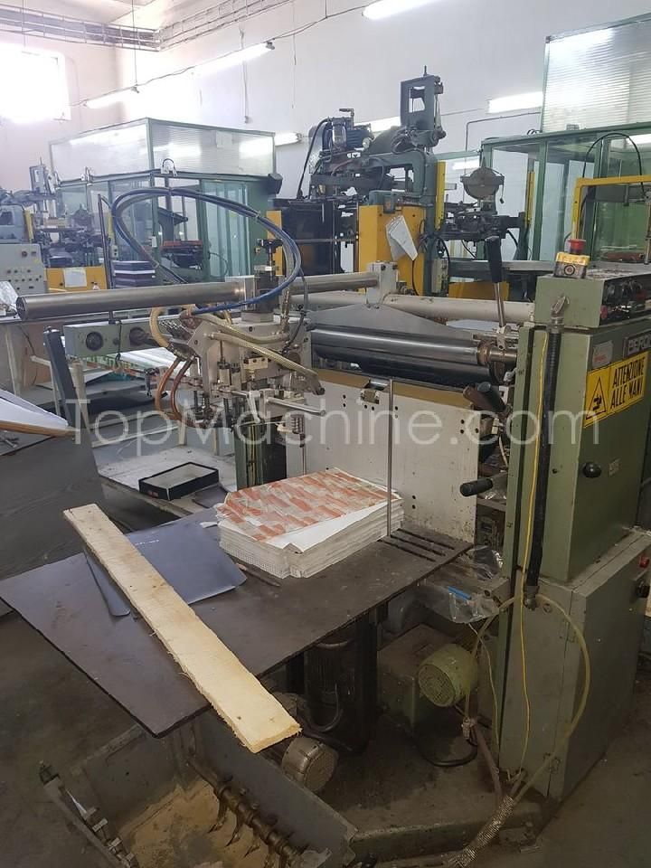 Used PERONDI IA 630 Cardboard Folder and gluer