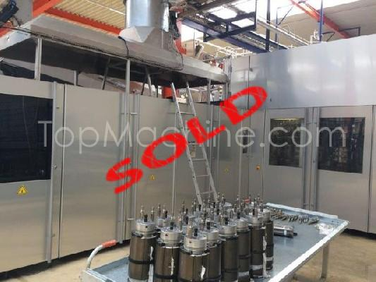 Used Sidel SBO 20 /20 U Bottles, PET Preforms & Closures PET Stretch Blow Molding