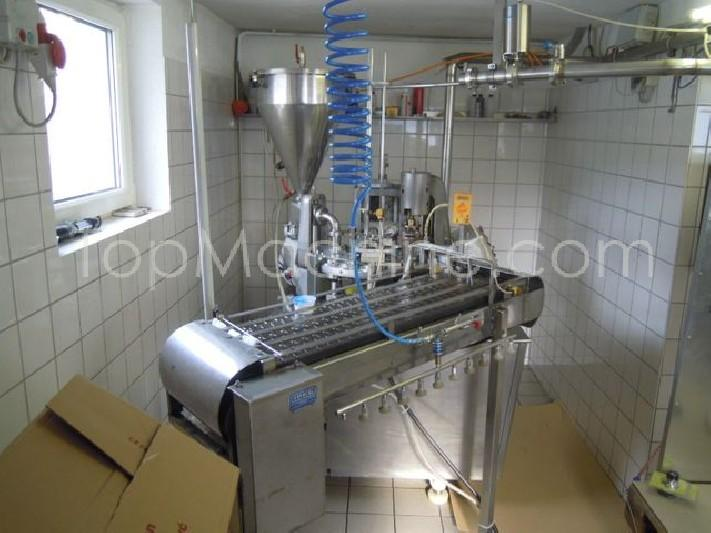 Used Hamba 2400 Beverages & Liquids Mineral water filling