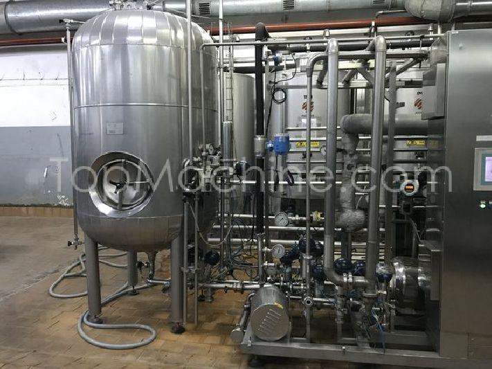 Used Padovan 35 HL Beverages & Liquids Beverages Pretreatment