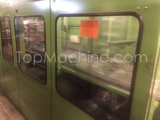 Used Illig RV 53 Thermoforming & Sheet Thermoforming