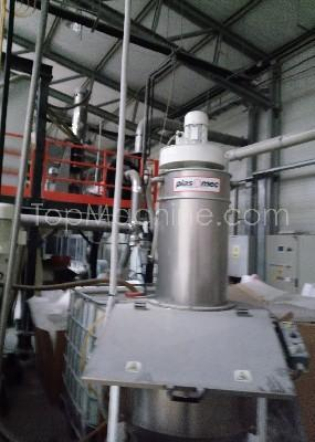 Used Plasmec TRM 300 FV Compounding Mixers