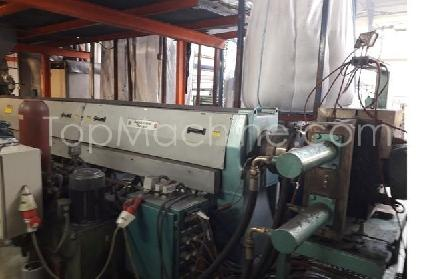 Used Davis Standard 60 in 60 TPIH Extrusion PE/PP extruder