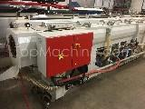 Used Mikrosan MSBH 125/6000 Extrusion Cooling tank