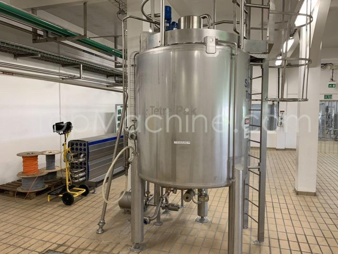 Used Krones Modulfill Beverages & Liquids Hot-Fill line