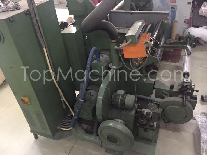 Used Comexi KSC 120 Film & Print Slitter rewinders