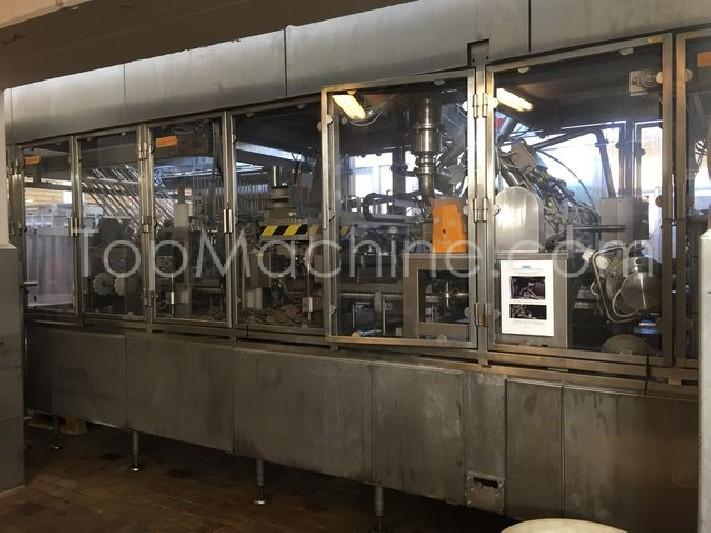 Used TREPKO 104KSP Dairy & Juices Cup Fill & Seal